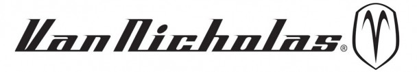 van nicholas custom titanium bicycles logo